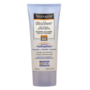 kem chong nang neutrogena ultra sheer dry touch sunscreen spf 60 88ml