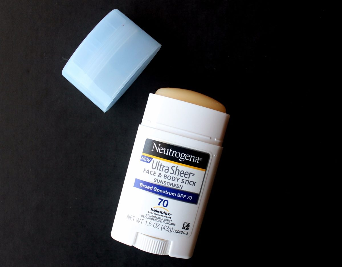 Neutrogena Ultra Sheer Face and Body Stick SPF 70