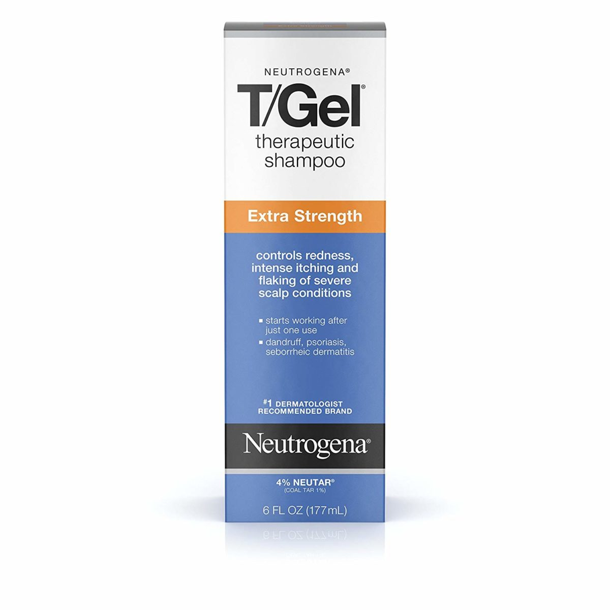 Neutrogena TGel Therapeutic Shampoo Extra Strength