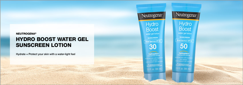 Neutrogena Hydro Boost Water Gel SPF 30
