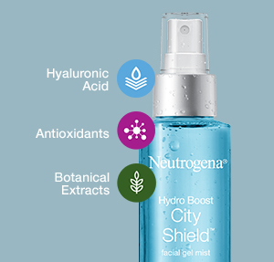 Neutrogena Hydro Boost City Shield Gel Mist
