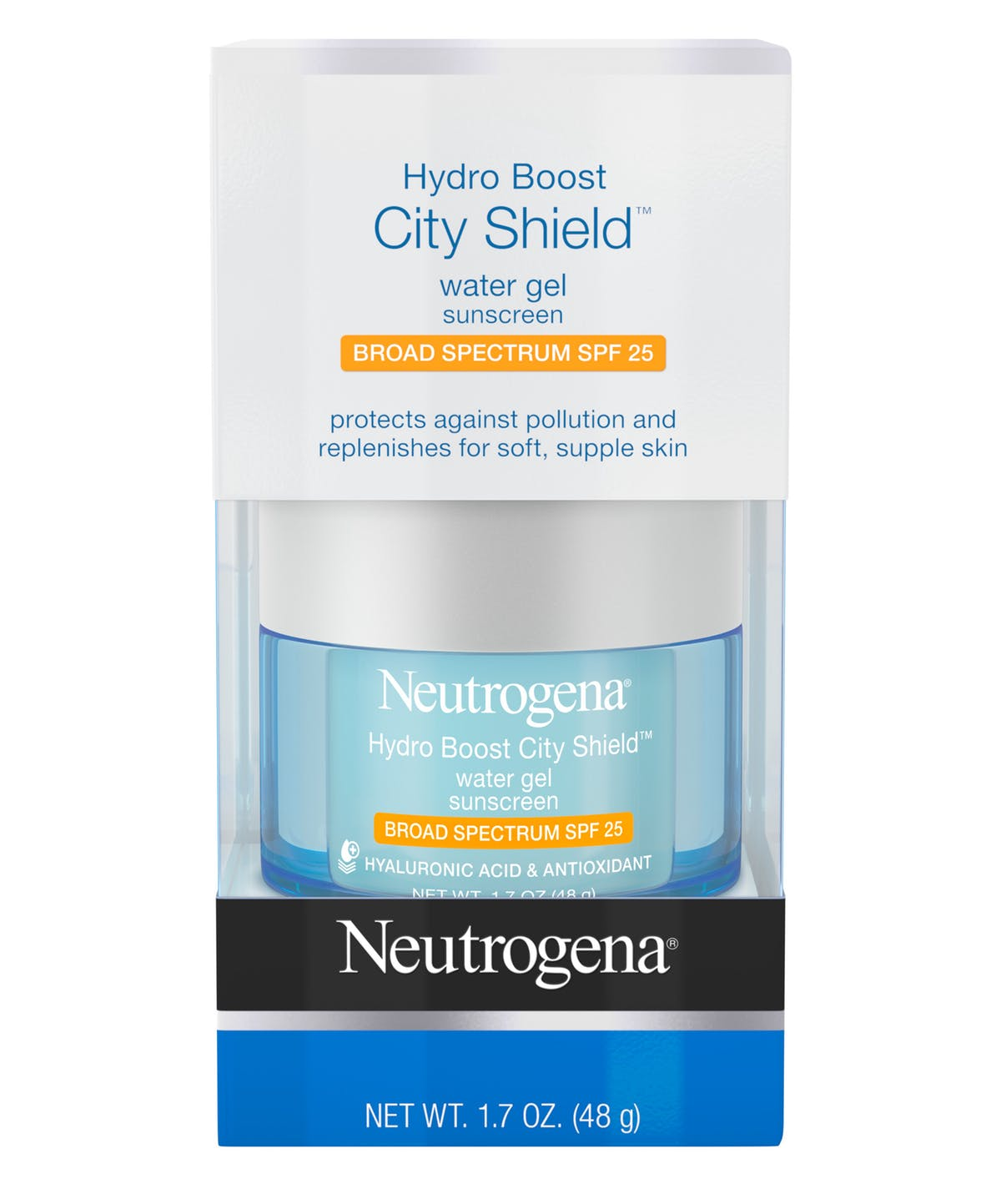 Neutrogena Hydro Boost City Shield Water Gel SPF 25