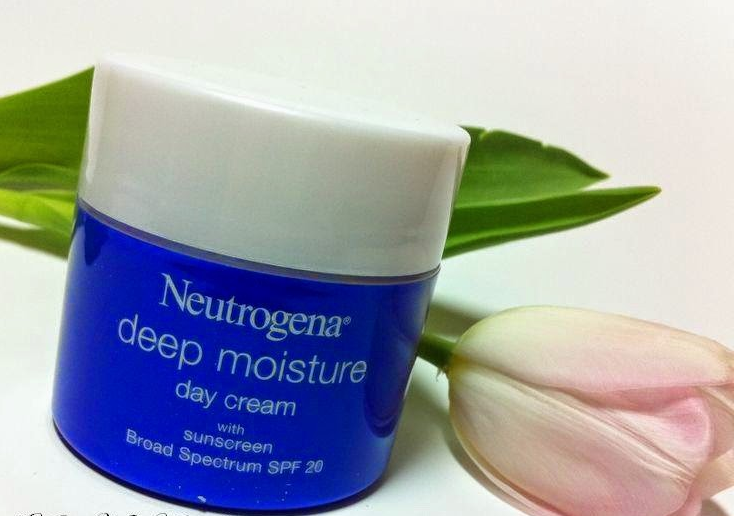 Neutrogena Deep Moisture Day Cream SPF 20