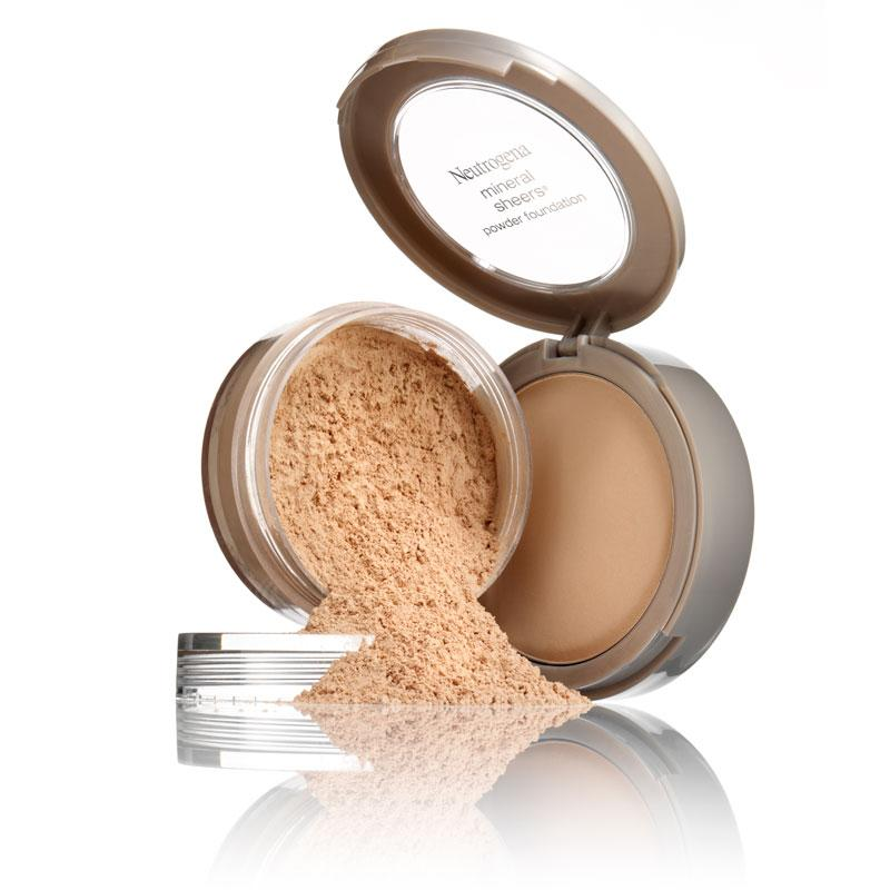 Neutrogena Mineral Sheers Loose Powder