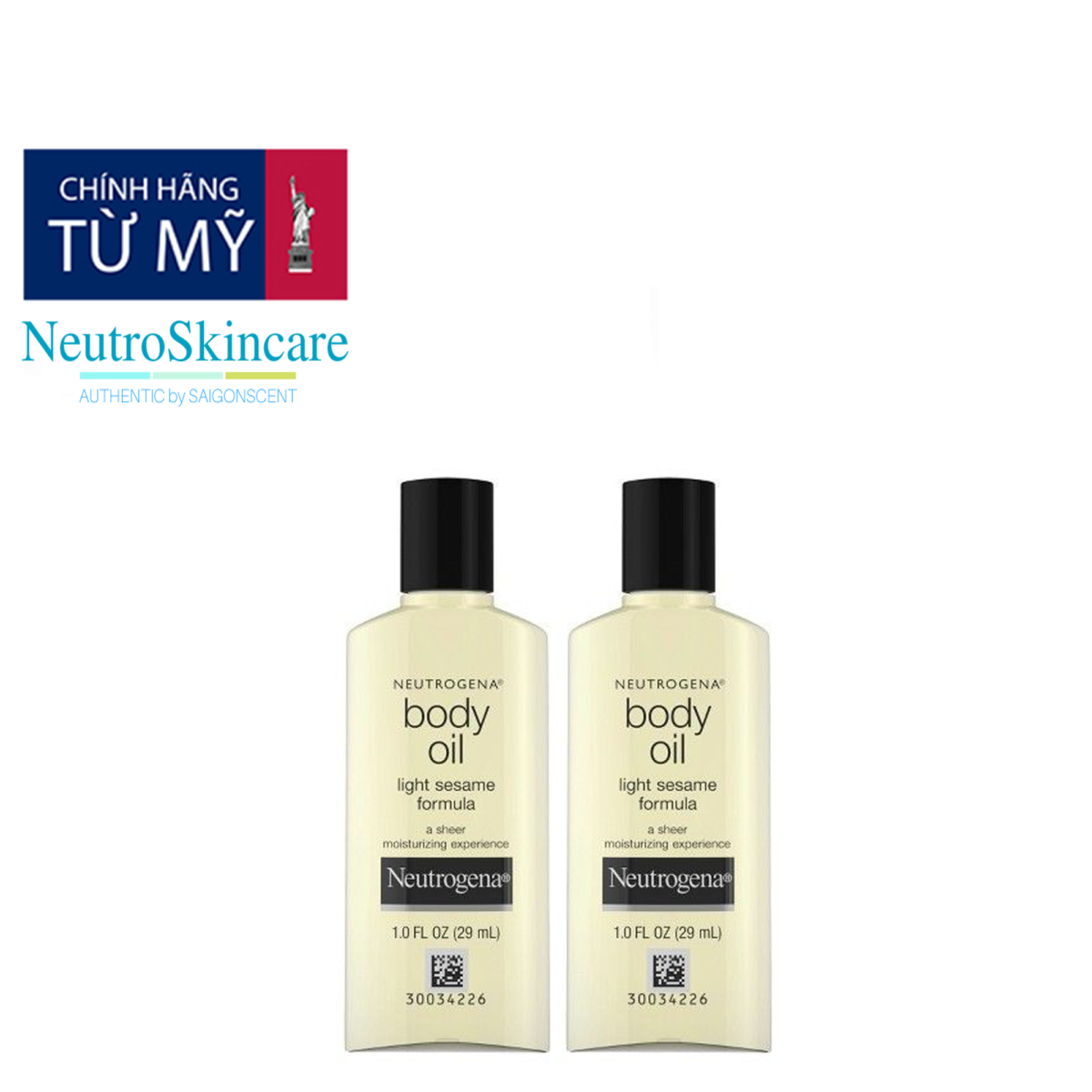 Neutrogena Body Oil mini 29ml