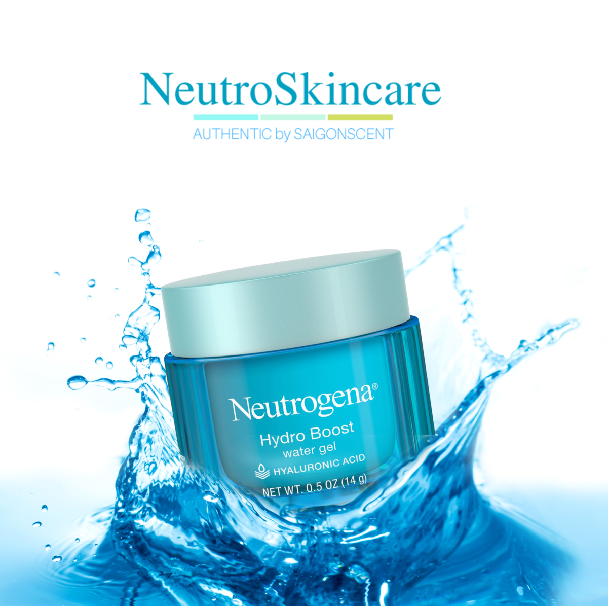 Neutrogena Hydro Boost Water Gel trial size