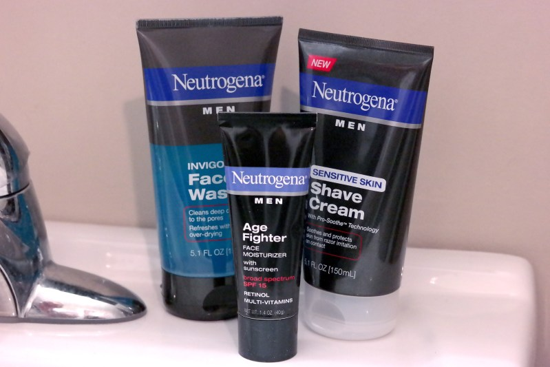 Neutrogena Men Age Fighter SPF 15